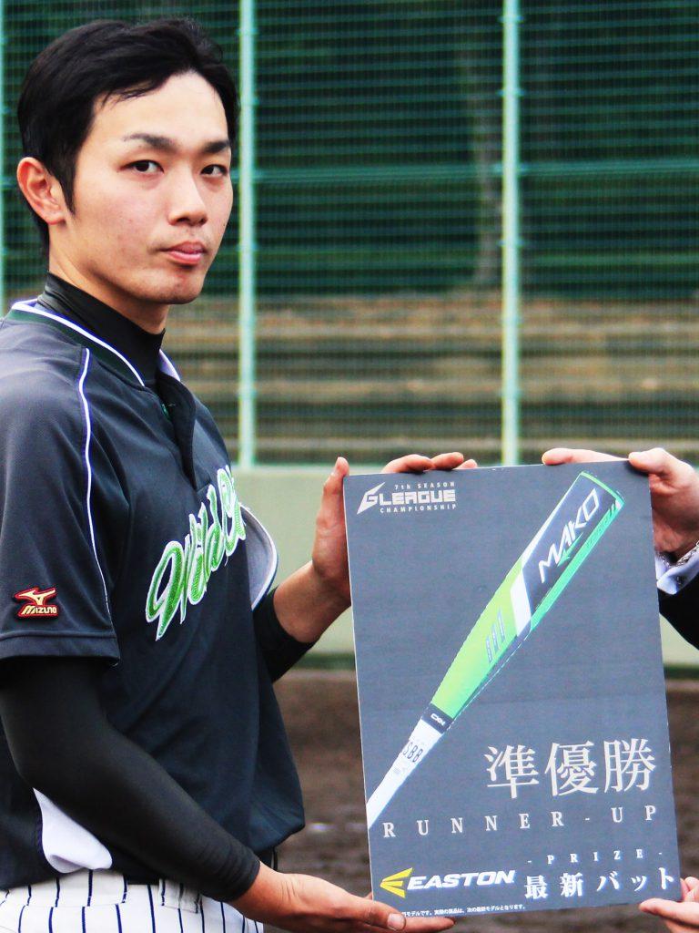EASTON JAPANよりワイルドキャッツへ今春以降発売予定の最新バットを贈呈