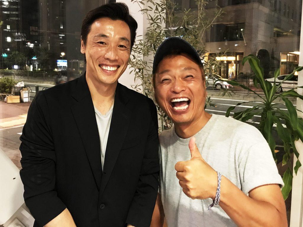 鈴木尚広氏&DJケチャップ